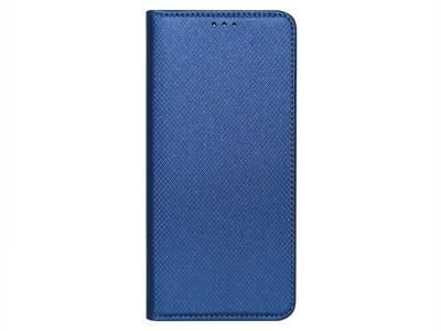 Калъф тефтер Smart Book за Motorola G9 Power, Син