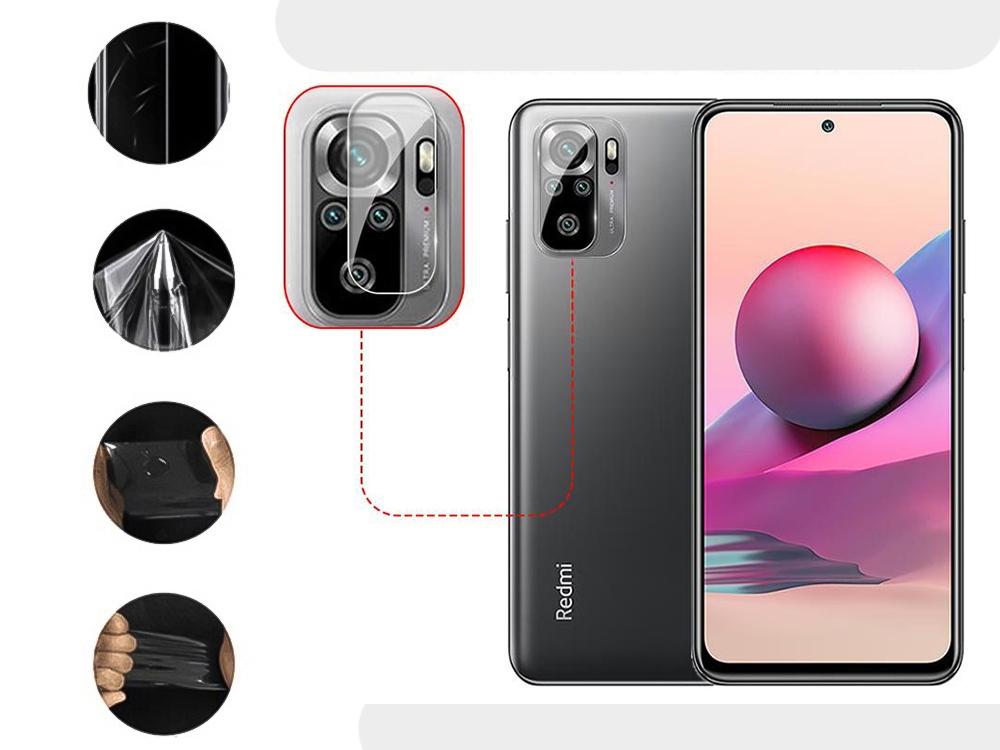 Хидрогел за камера Xiaomi Redmi Note 10