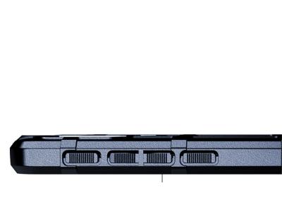 Удароустойчив Калъф Grid за Motorola Moto G30 / Moto G10, Син
