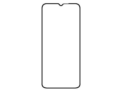 Стъклен протектор 5D Full Glue за Nokia G10/G20, Черен