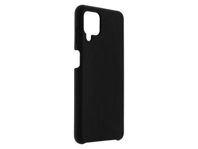 Калъф Гръб LUX за Samsung Galaxy A12, Черен