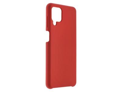 Калъф Гръб LUX за Samsung Galaxy A12, Червен