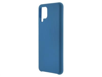 Калъф Гръб LUX за Samsung Galaxy A12, Тъмно син