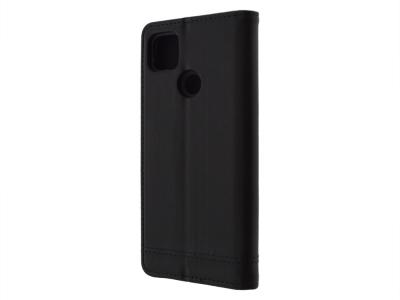 Калъф тефтер Prestige за Xiaomi Redmi 9C / 9C NFC, Черен