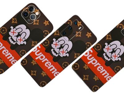 Изрязване на Фолио Протектор за телефон (Гръб), Mickey Mouse 2