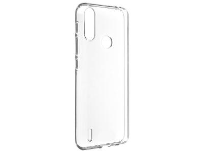 Силиконов калъф 0.5mm за Motorola E7 Power, Прозрачен