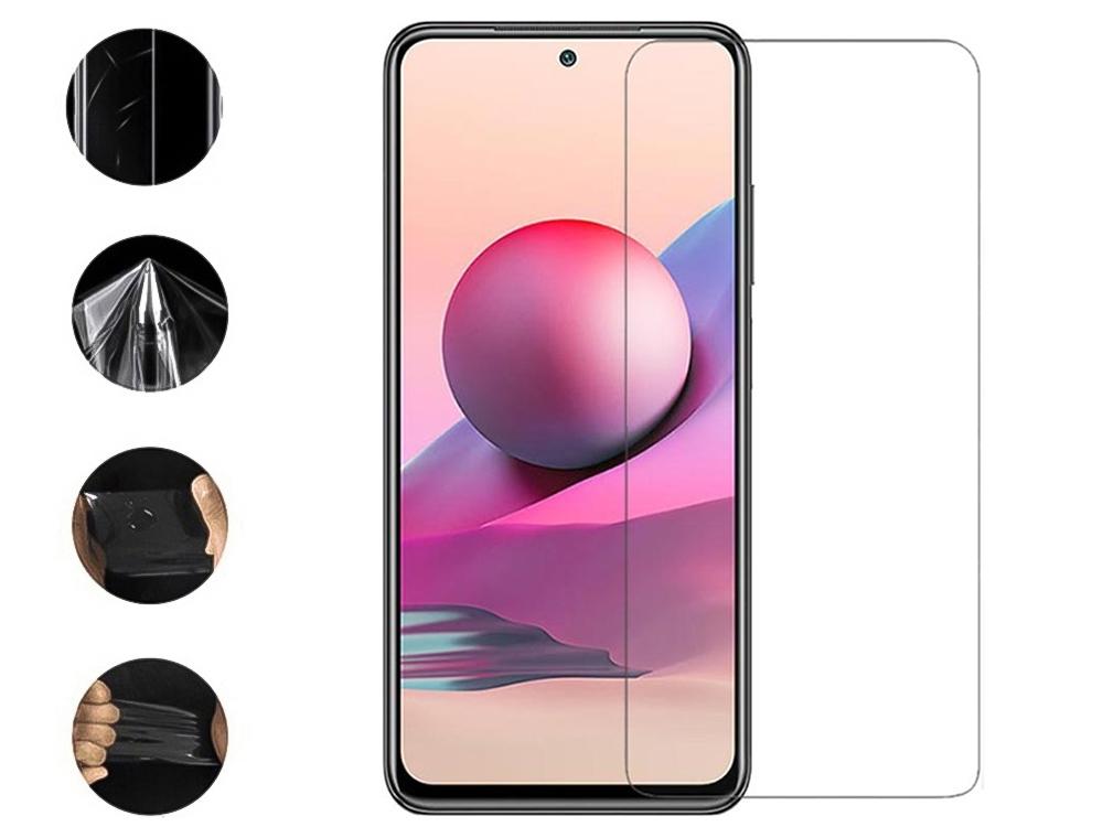 Хидрогел за Xiaomi Redmi Note 10 (front full  )