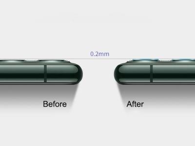 Стъклен Протектор за камера  iPhone 11 6.1 inch