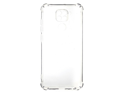 Силиконов калъф Anti-drop за Xiaomi Redmi Note 9/Redmi 10X 4G, Прозрачен