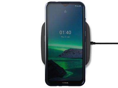 Силиконов Калъф Twill за Nokia 1.4, Син