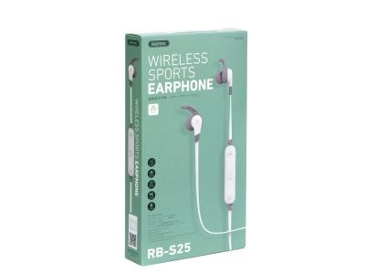 Спортни Слушалки REMAX Bluetooth  S25, Бял