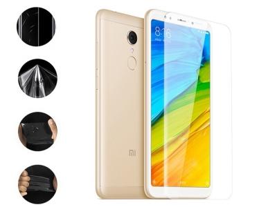 Хидрогел за Xiaomi Redmi Note 5 (front full)