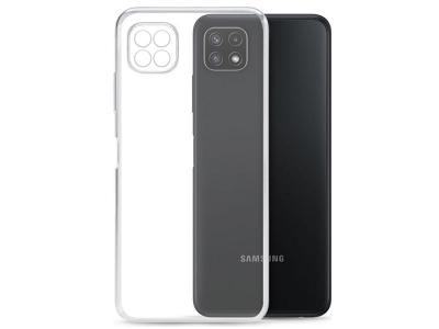 Силиконов калъф 2mm за Samsung Galaxy A22 5G, Прозрачен
