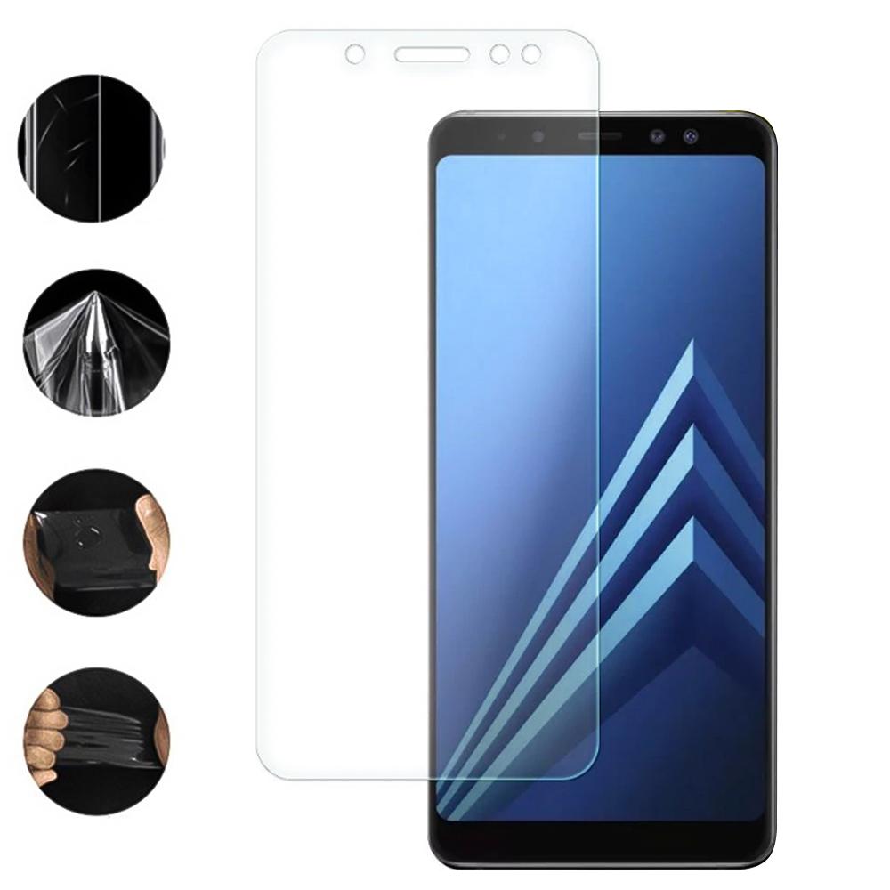 Хидрогел за Samsung Galaxy A8 (2018) front full