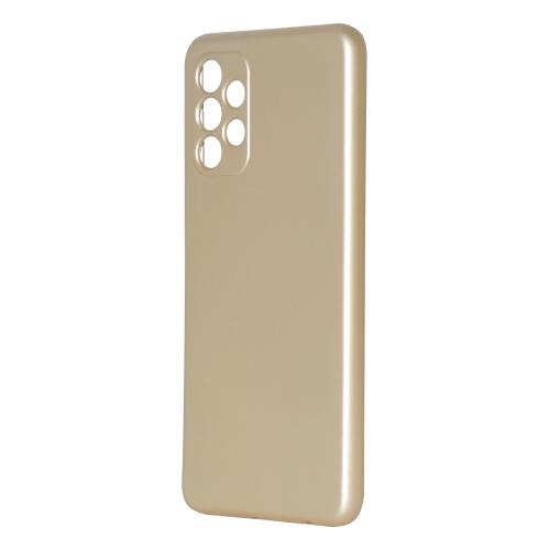 Силиконов калъф Level за Samsung Galaxy A52 5G (camera protection), Златист