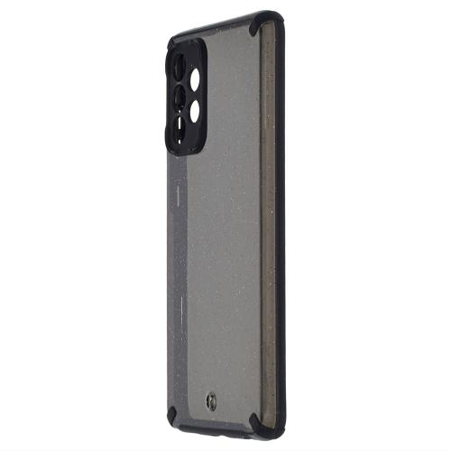 Удароустойчив калъф Armor Glitter за Samsung Galaxy A52 4G/5G, Черен