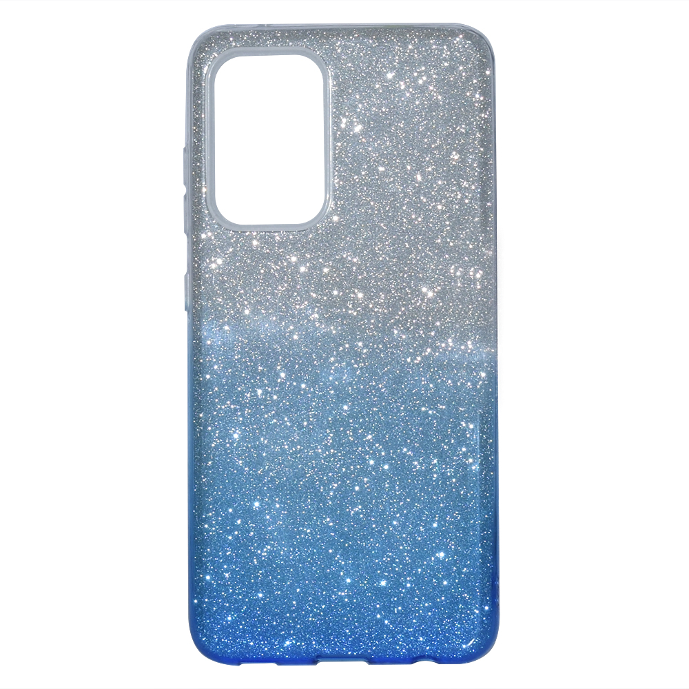 Силиконов калъф SHINING за Samsung Galaxy A52 4G/5G, Син