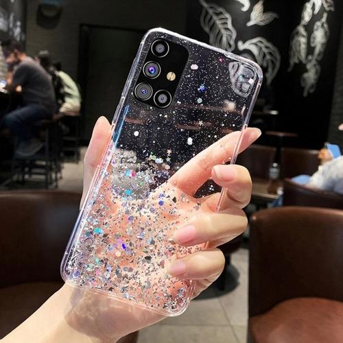 Силиконов калъф Brilliant за Samsung Galaxy A52 4G/5G, Прозрачен