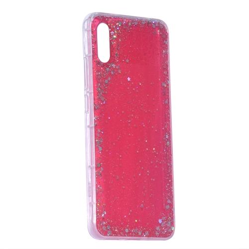 Силиконов калъф Brilliant за Xiaomi Redmi 9A, Червен