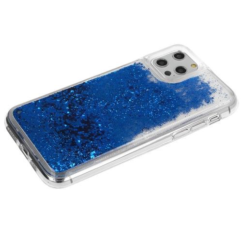 Удароустойчив калъф LIQUID за Iphone 12 Pro Max, Син