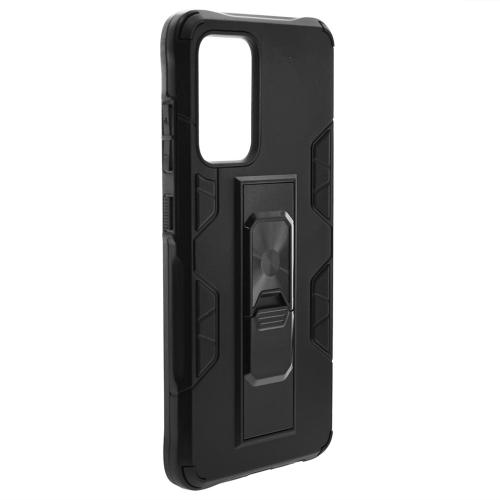 Удароустойчив калъф DEFENDER за Samsung Galaxy A52 4G/5G, Черен