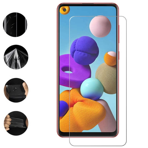 Хидрогел за Samsung Galaxy A21s (front shell)