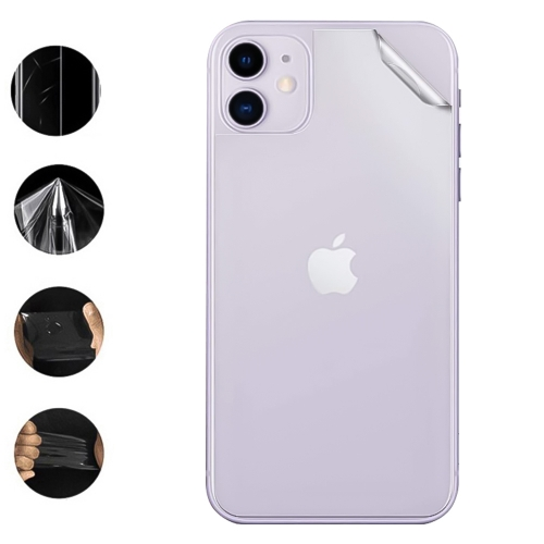 Хидрогел  протектор за гръб на  iPhone 11