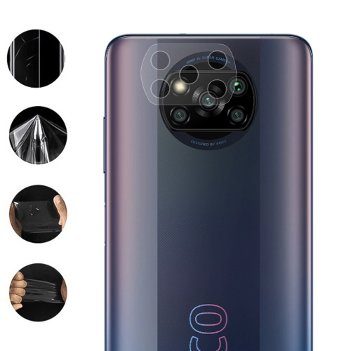 Хидрогел за камерата за Xiaomi Poco X3 Pro