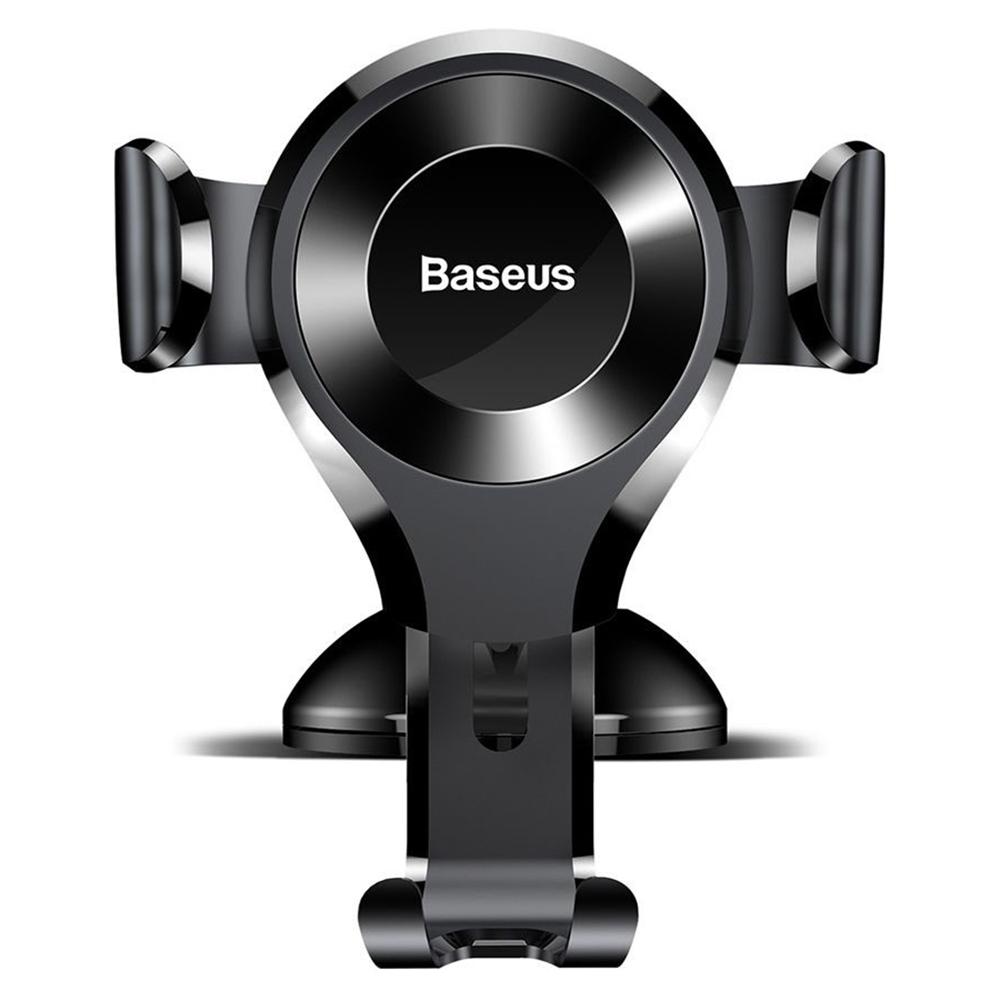 Поставка за автомобил Baseus SUYL-XP01 Osculum Gravity, Черен