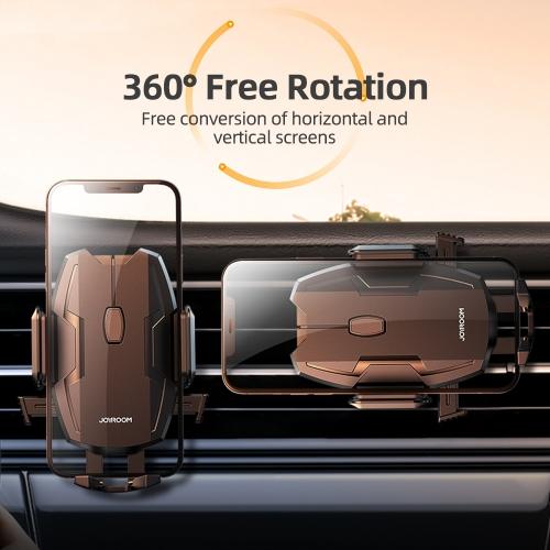 Поставка за автомобил Joyroom JR-ZS255 за въздуховод, Черен