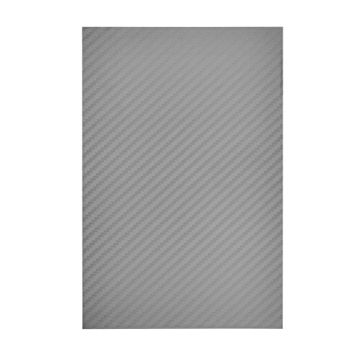Изрязване на Фолио Протектор за телефон (Гръб) Hydrogel, Сребрист карбон