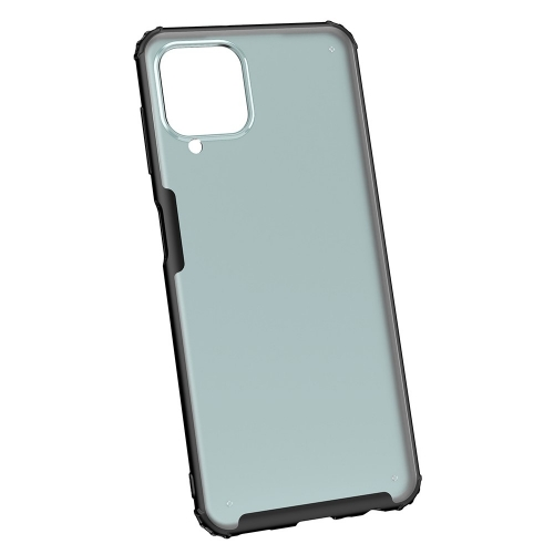 Удароустойчив Гръб Armor Matte за Samsung Galaxy A22 4G, Черен