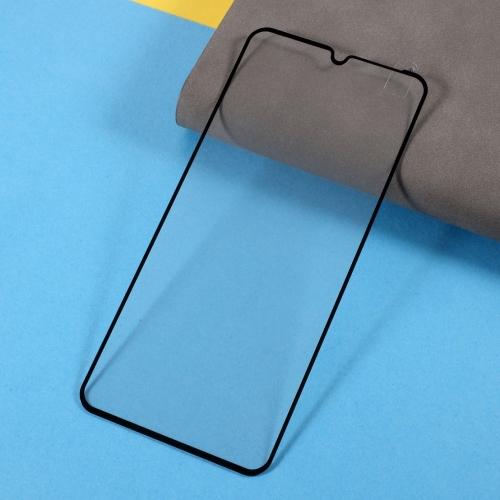 Стъклен Протектор Full Glue за Samsung Galaxy A22 4G, Черен