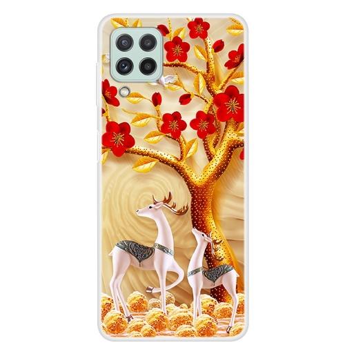 Силиконов калъф за Samsung Galaxy A22 4G, Елени