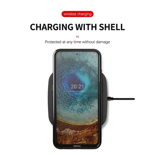 Силиконов гръб Thunder за Nokia X10/X20, Син