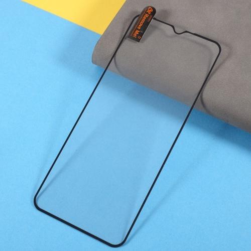 Стъклен Протектор Full Glue за Motorola Moto G50, Черен