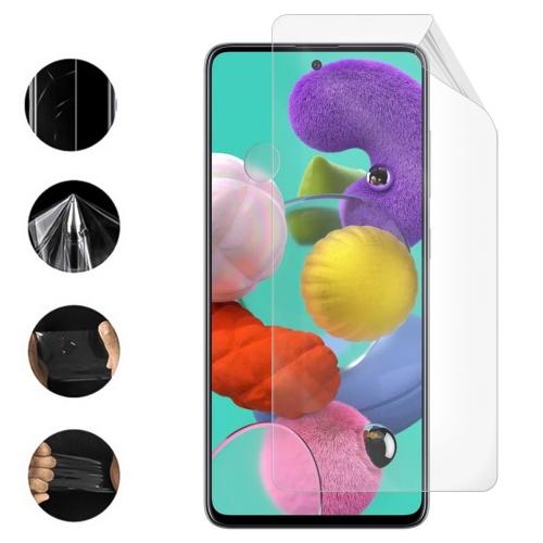 Хидрогел протектор за Samsung Galaxy A51, Front Full