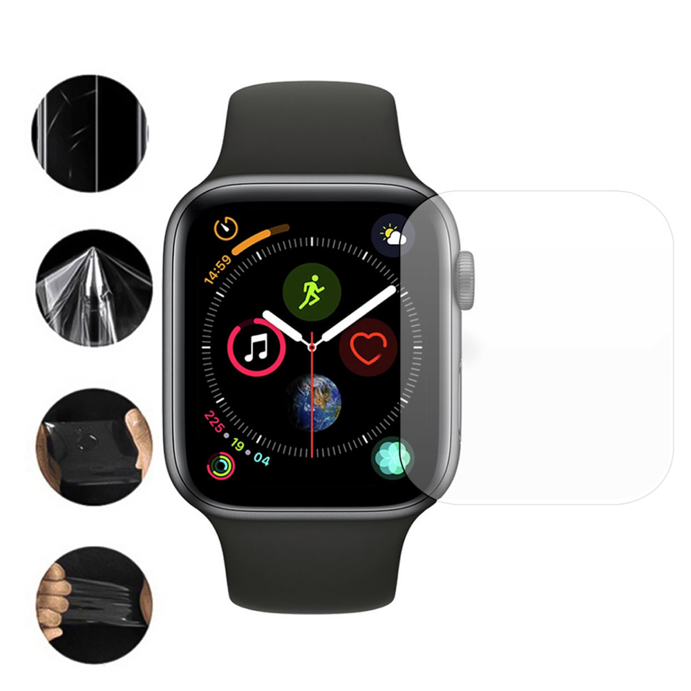 Хидрогел за часовник Apple Watch 4 44mm, small 2mm