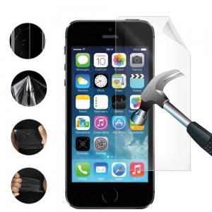 Хидрогел протектор BSK Anti-Shock за iPhone 5/5s/SE, front shell