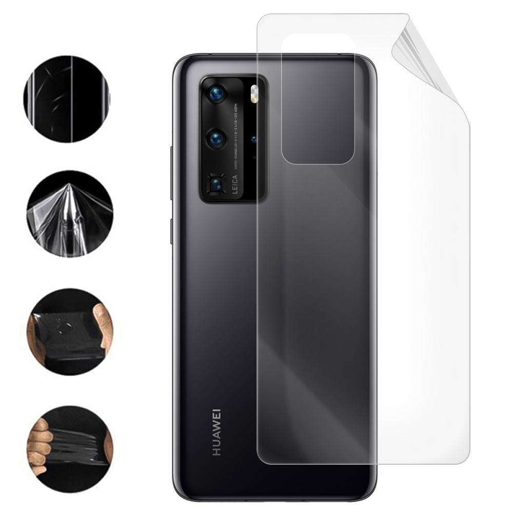 Хидрогел протектор за гърба за Huawei P40 Pro