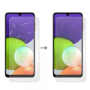 Хидрогел протектор самовъзстановяващ за Samsung Galaxy A22 4G , front full