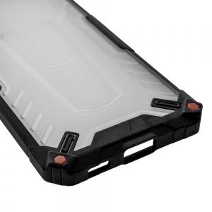 Удароустойчив Калъф Hybrid за Samsung Galaxy S21 Plus,Черен