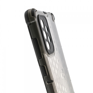 Удароустойчив калъф Shock Absorber за Samsung Galaxy A72 4G / 5G, Черен