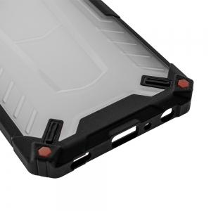 Удароустойчив Калъф Hybrid за Samsung Galaxy A72 4G/5G, Черен