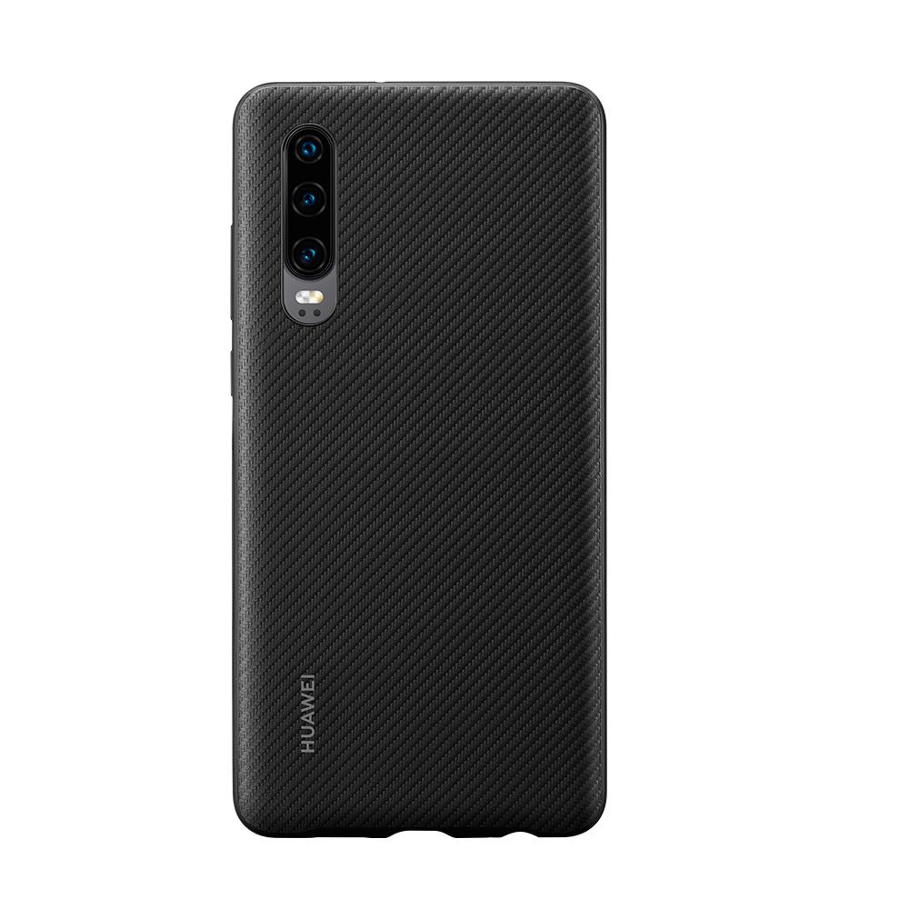 Oригинален Калъф Huawei за Huawei P30,Черен