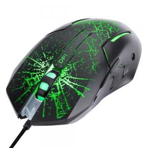 Геймарска мишка MARVO-M207, 3200dpi, Черен