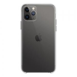 Силиконов калъф 2mm за iPhone 11 Pro Max, прозрачен