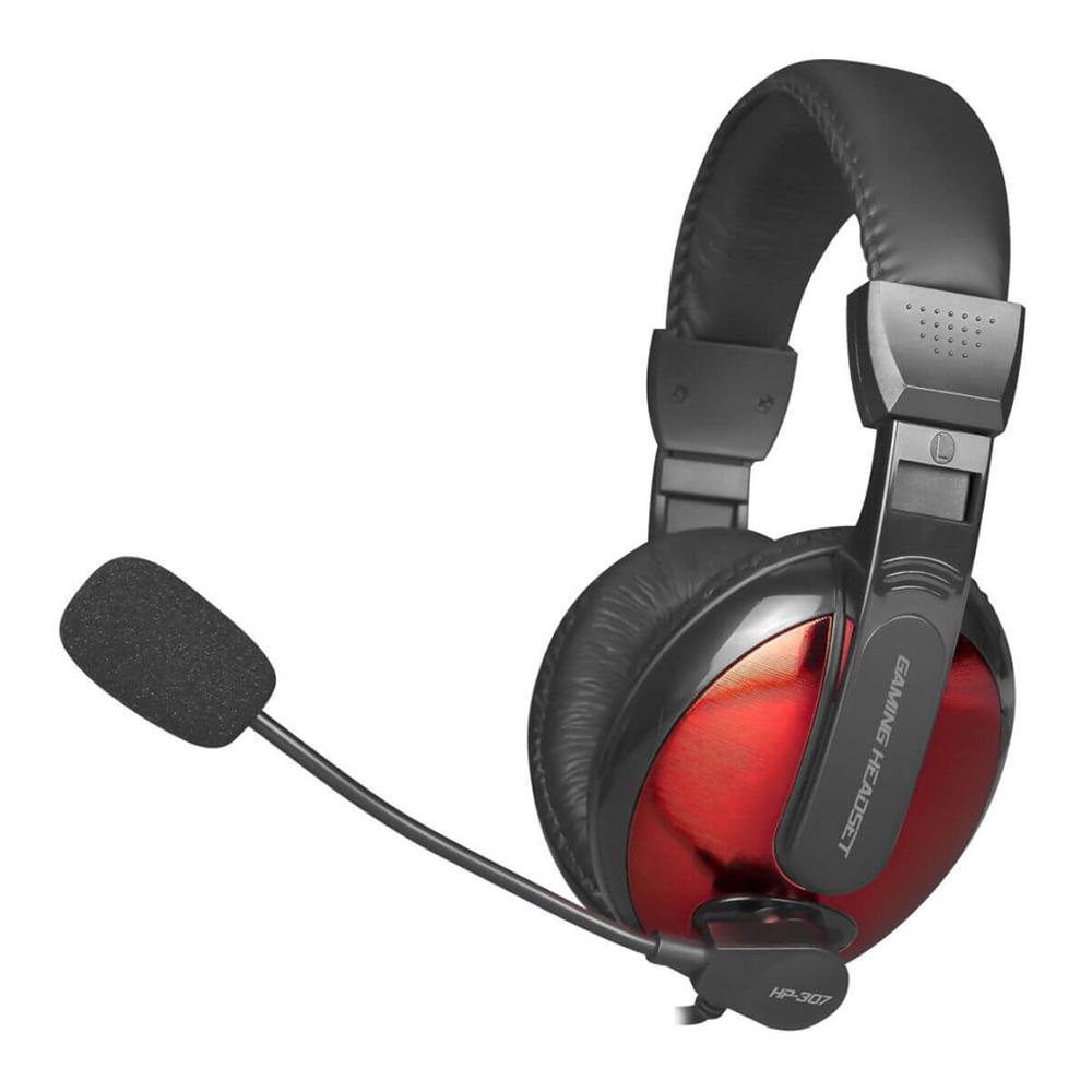 Геймърски слушалки с микрофон Xtrike Me HP 307, Черен